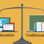 Deciding between Online vs. Traditional classes